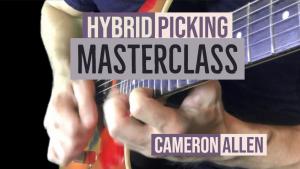 Cameron Allen Hybrid Picking Masterclass