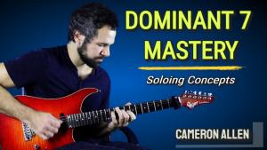 Dominant 7 Mastery