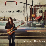 "Album cover - ""Between The Lines"" (photo credit: Susan Zavell Photography - susanzavell.com)"